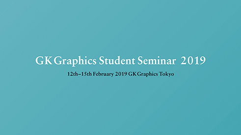 GK Graphics Student Seminar 2019